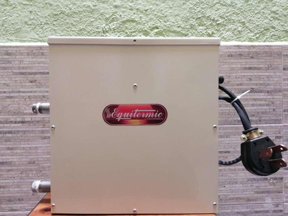 Generador de vapor eléctrico para baño turco