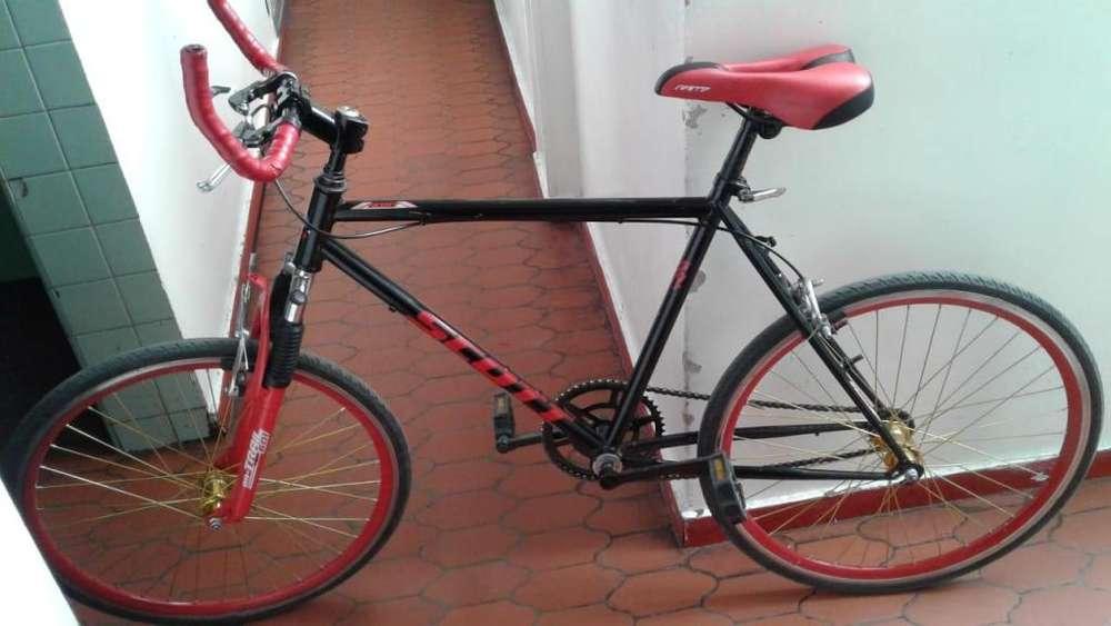 Vendo bicicleta ficxer