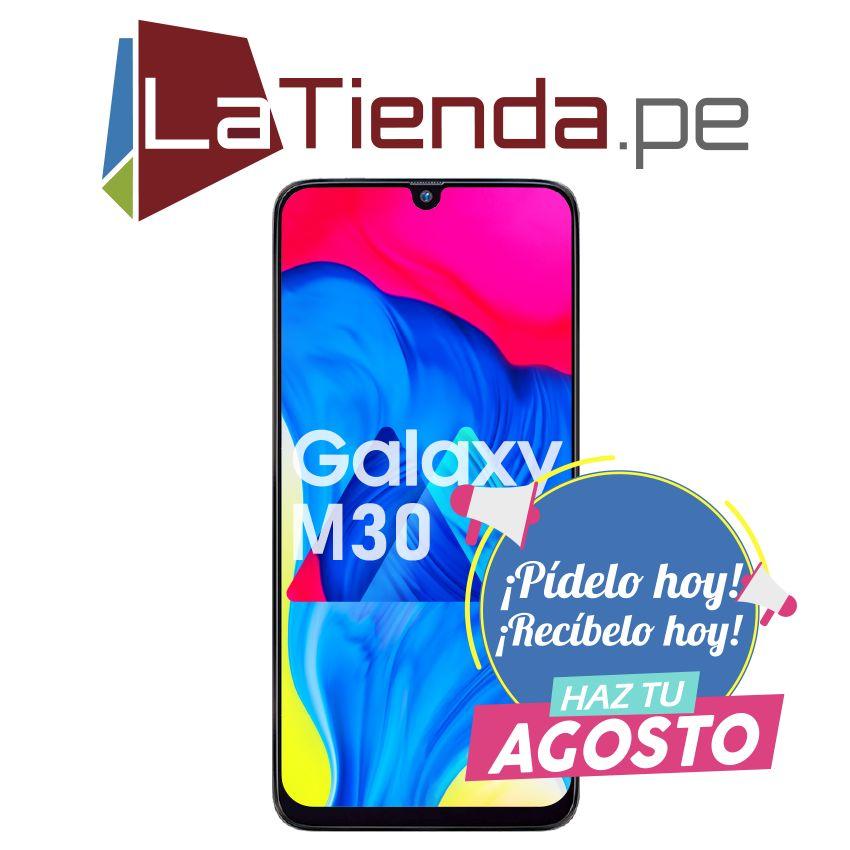 Samsung Galaxy M30 Bateria de 5000 mAh