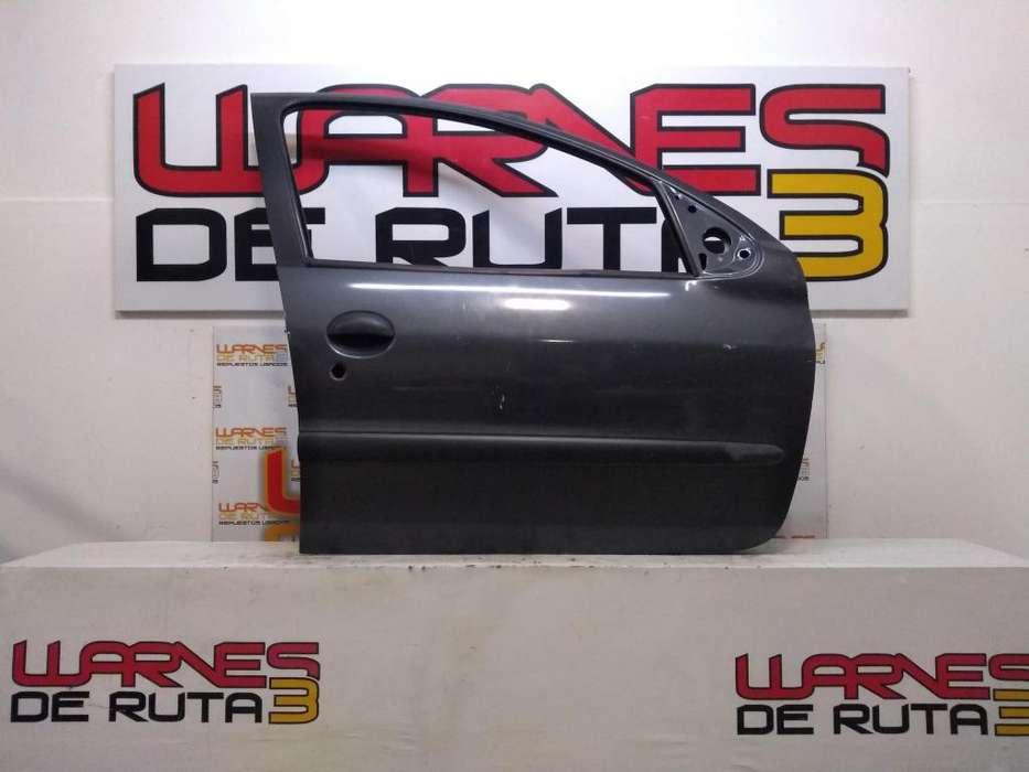 Puerta Delantera Derecha Peugeot 206 207 02010064
