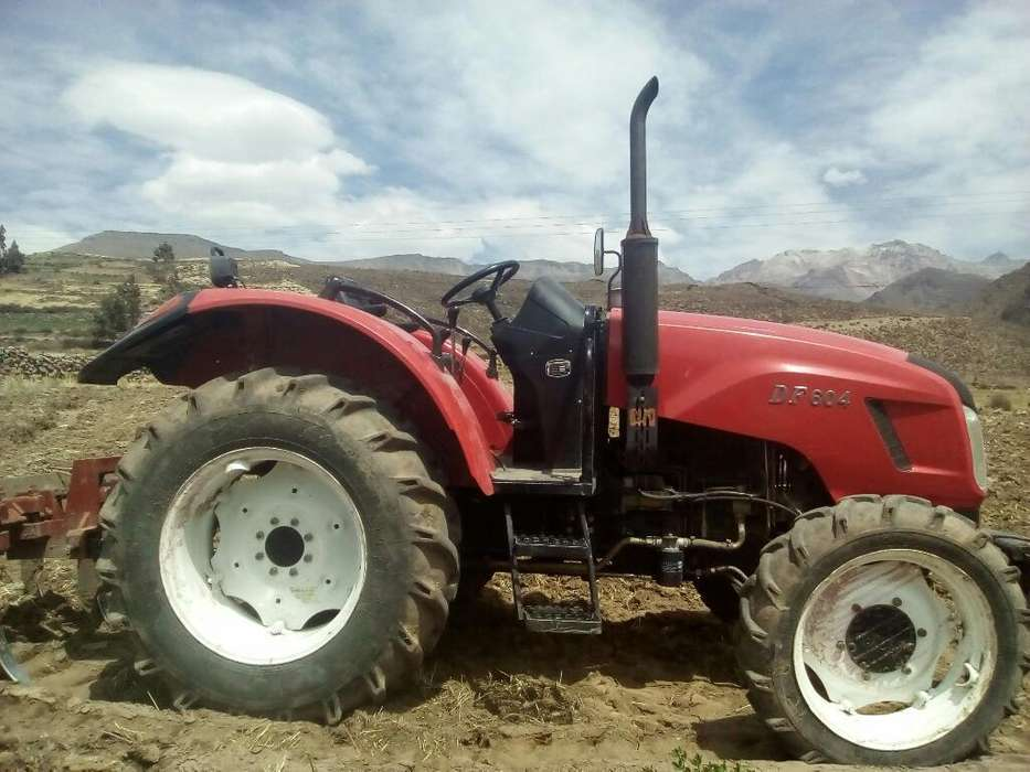 Vendo Tractor Agricola Dong Feng