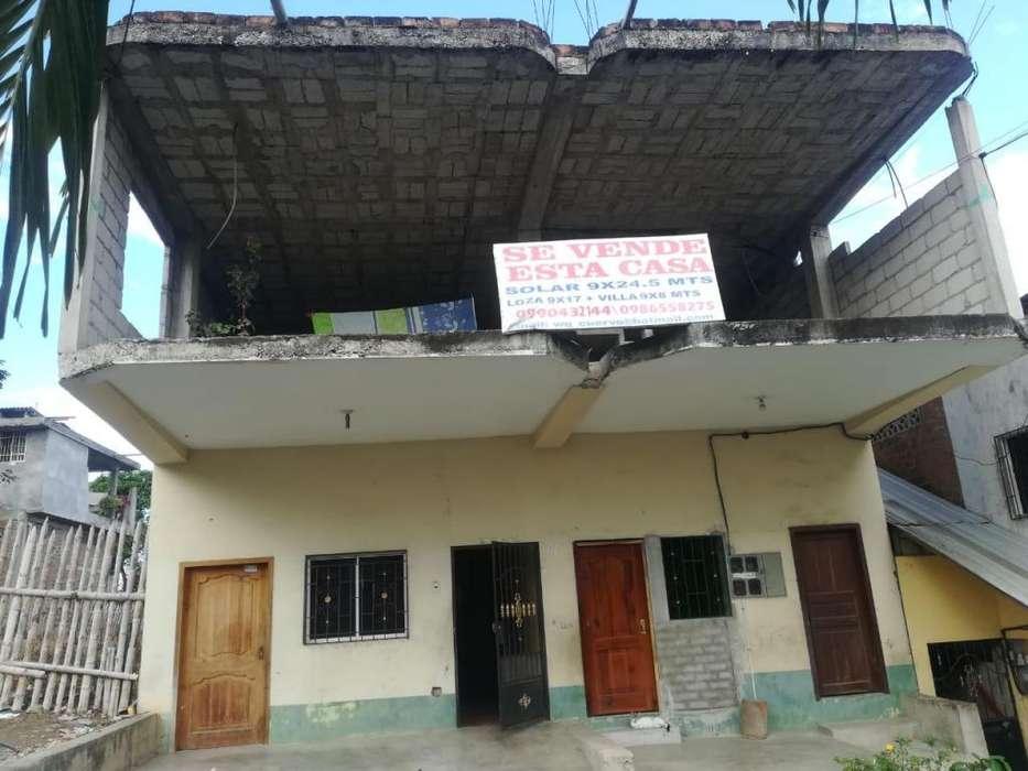 (REMATE) Casa en pleno centro de Arenillas El Oro.