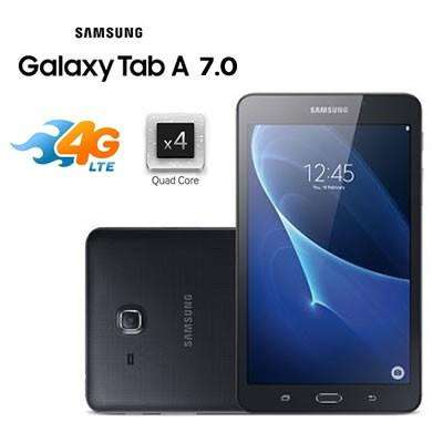 TABLET SAMSUNG GALAXY TAB A 7 SMT285 LTE 4G CHIP 1.5GB 5MP RADIO FM