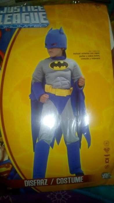 Disfraces Super Héroes Talla 3