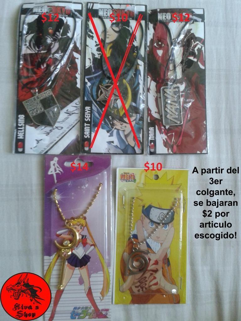 28dac29f0182 Colgantes De Cuello Anime sailor Moon