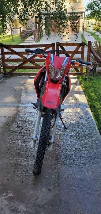 Yamaha Xtz 250 2011