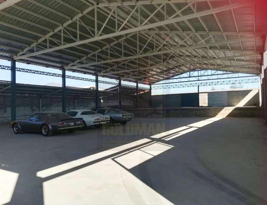 Calderón, galpón, 1200 m2, alquiler, 1 ambiente, 2 baños, 4 parqueaderos