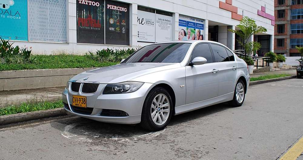 <strong>bmw</strong> Série 3 2008 - 29384 km