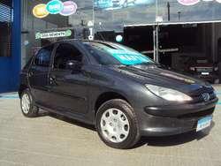 Peugeot 206 1.4 Generation 5p 2010 OPORTUNIDAD