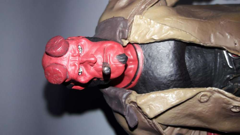 Muñeco De Hellboy