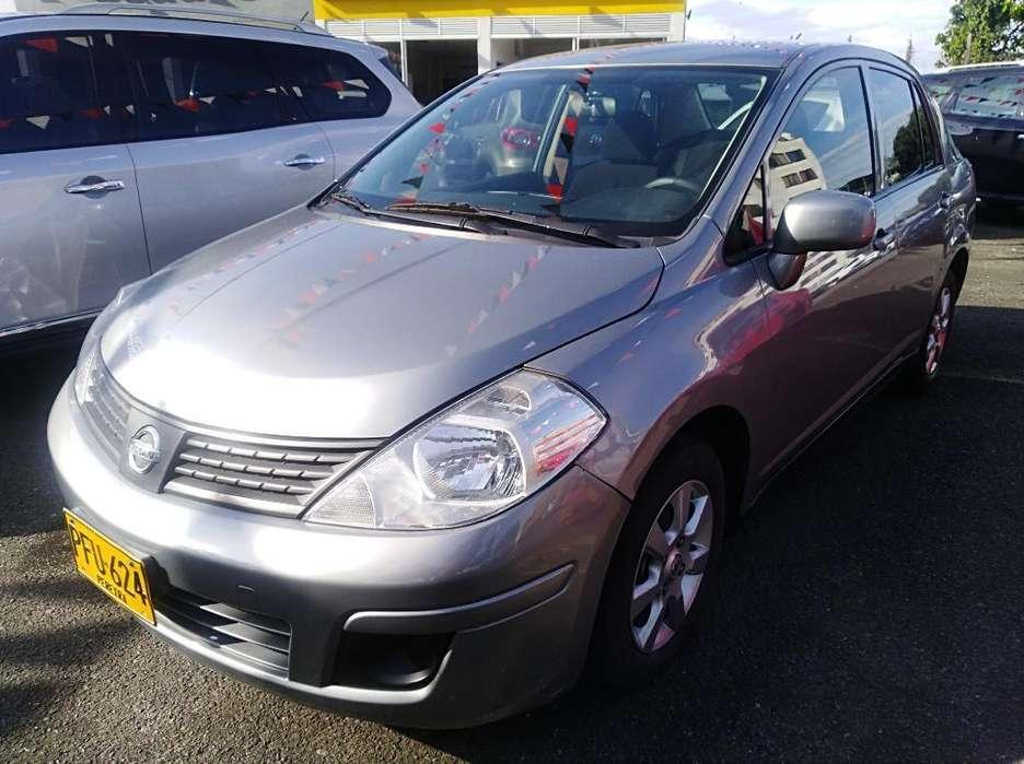 Nissan Tiida 2012 - 121664 km