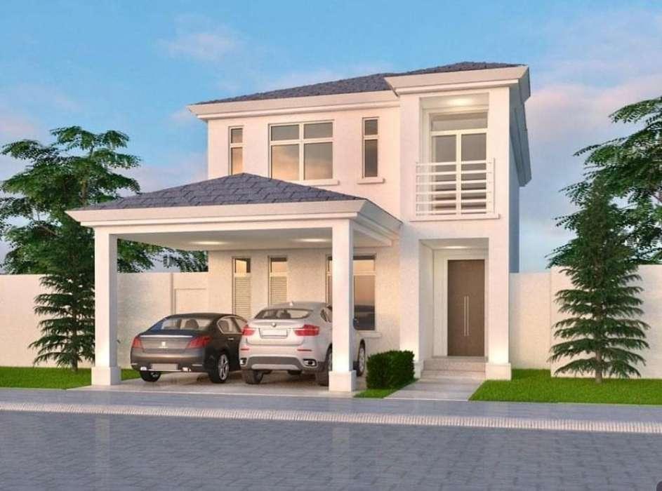 Casa de Venta en Urb. Ciudad Celeste, Samborondón cerca de Plaza Batan