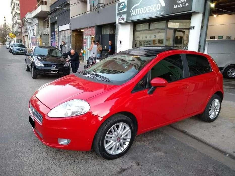Fiat Punto  2012 - 74000 km