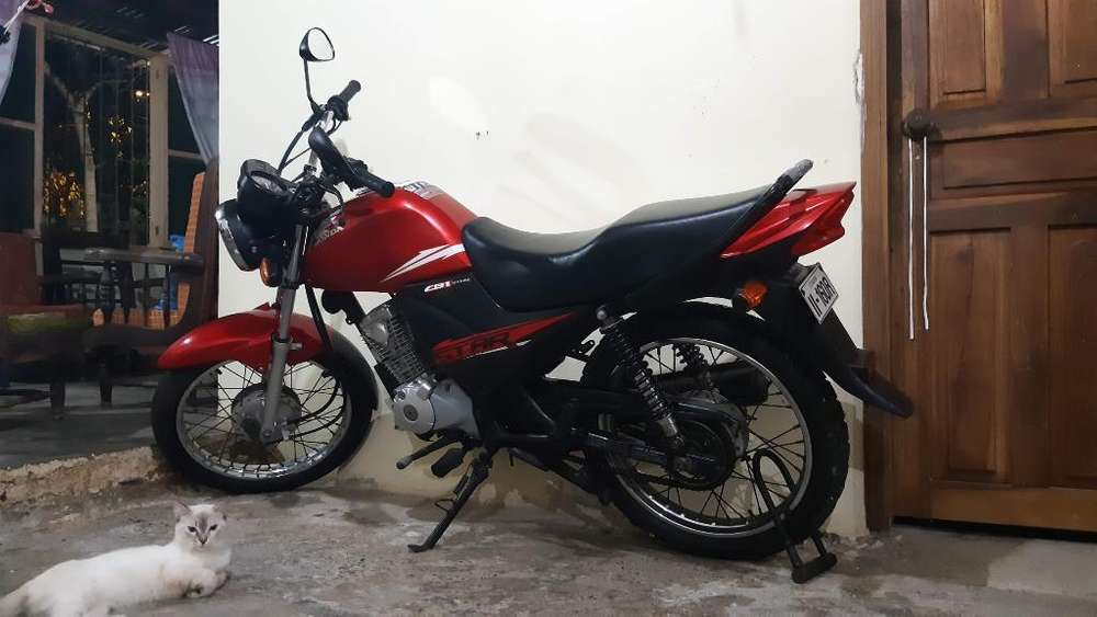 Vendo <strong>honda</strong> Cb1 125