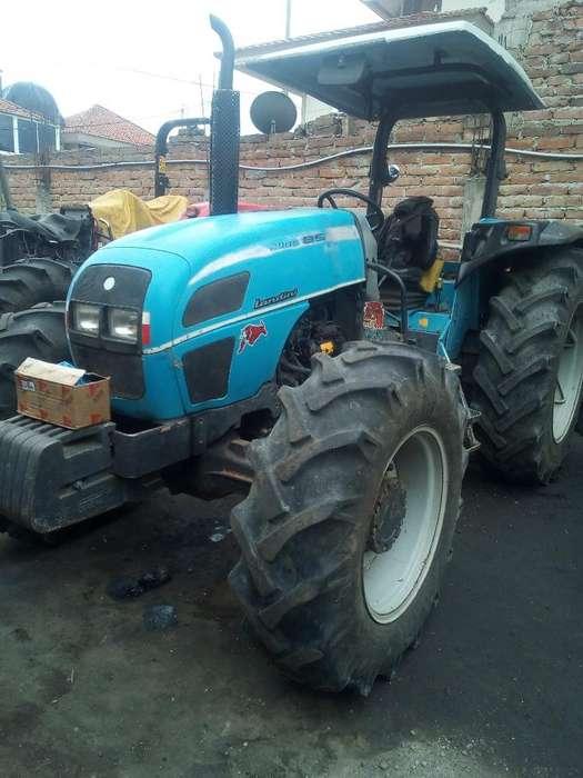Tractor Agrícola Marca Landini Atlas 85
