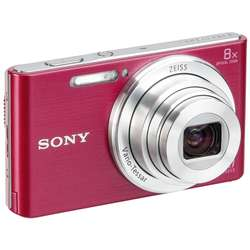 CAMARA DIGITAL SONY CYBER-SHOT DSC-W830 20.1 MP ROSA