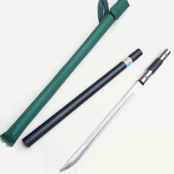 Bastón Sword Navaja Cuchillo Oculto