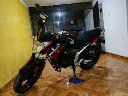 Moto Italika 250 Z Uso Particular