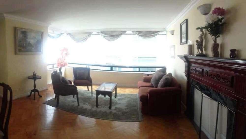 Hermosa Suite amoblada – Sector Carolina – Excelentes acabados