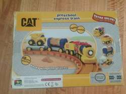 Cat Tren con Luces Y Sonido Express