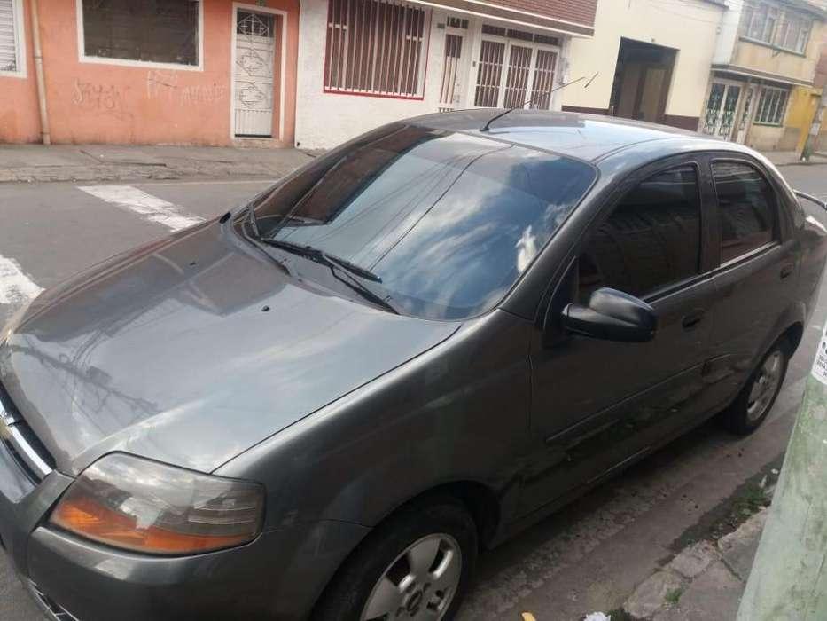Chevrolet Aveo 2008 - 174500 km