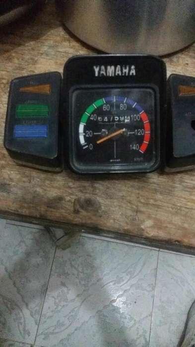 Tacometro de Rx 100 Indu Original