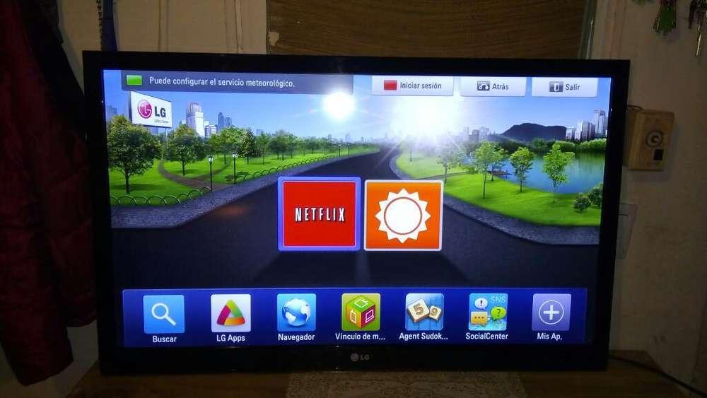 Smart Tv 42. Marca Lg