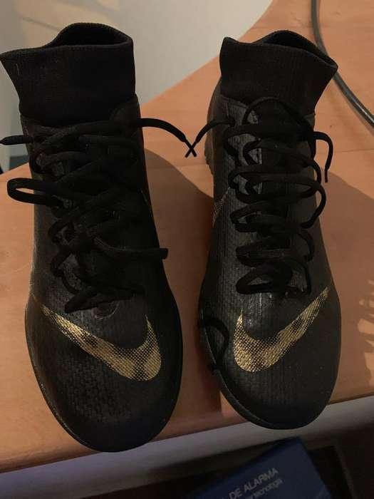 Botines Nike Superfly 6 Academy