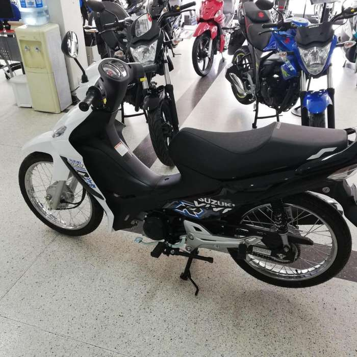 Suzuki Viva R Cool115 Mod 2020