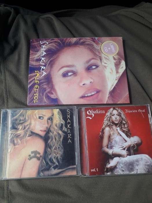 Cds Shakira Originales