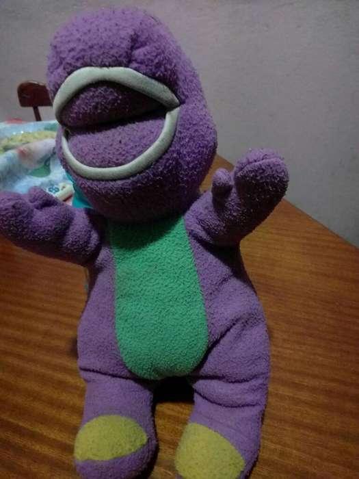Peluche Barney