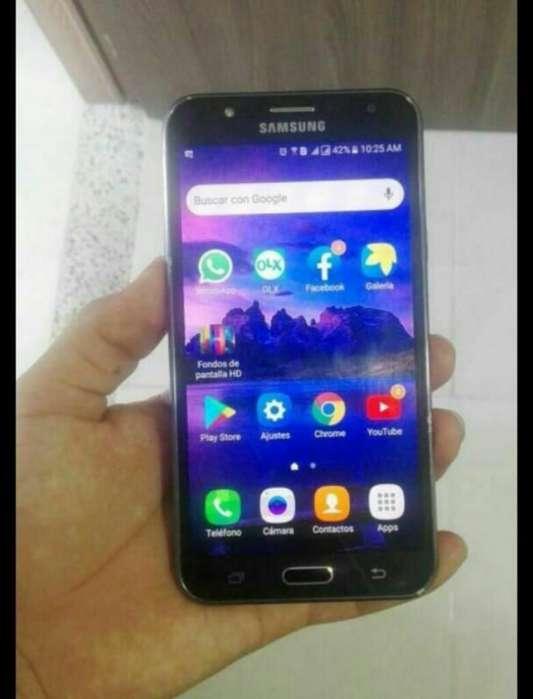 Vendo Cambio Samsung Galaxy J7