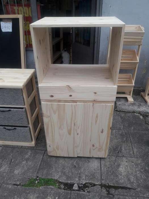 Mueble para Micro Ondas