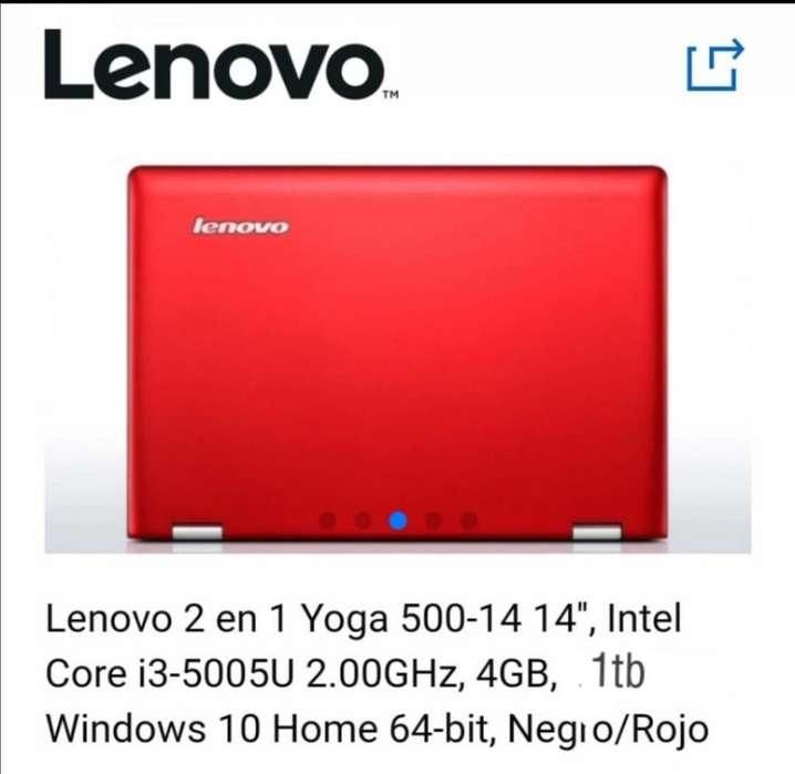 Hermoso Lenovo yoga 500