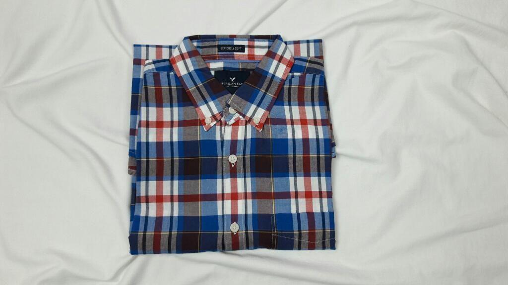 Camisa Manga Corta Talla S