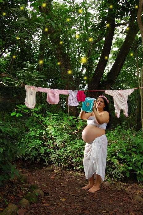 Foto estudios en Cali de embarazadas