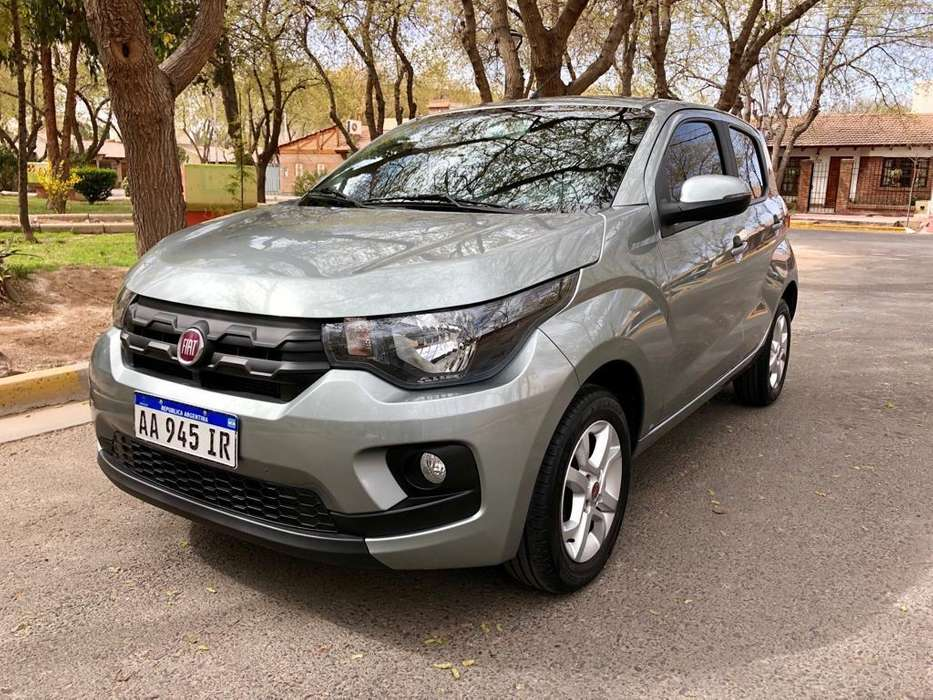 Fiat Mobi 2017 - 26000 km