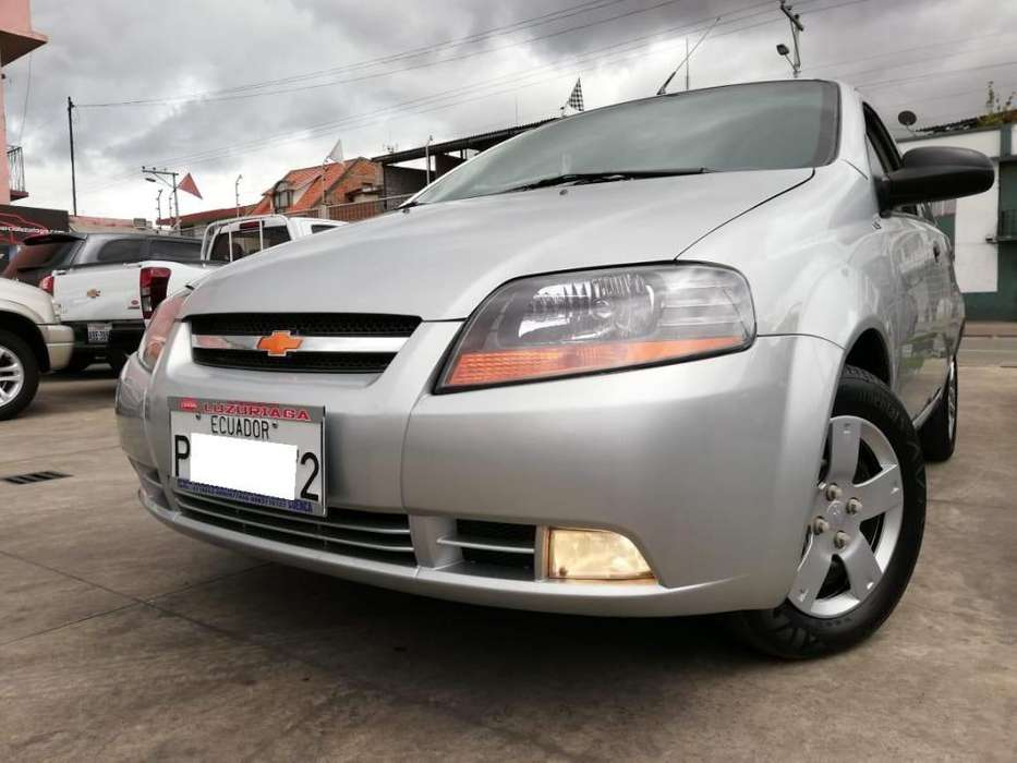 Chevrolet Aveo 2011 - 107000 km