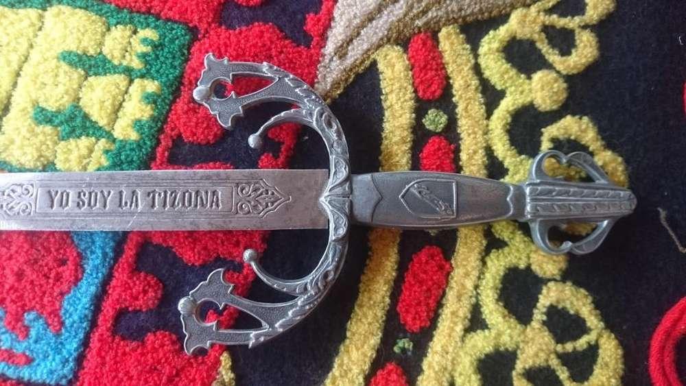 Espada Antigua soy la tizona