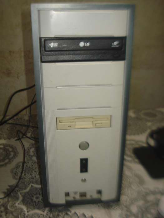 Cpu Computadora Intel Core Duo E6550 Ram 2gb No Envio