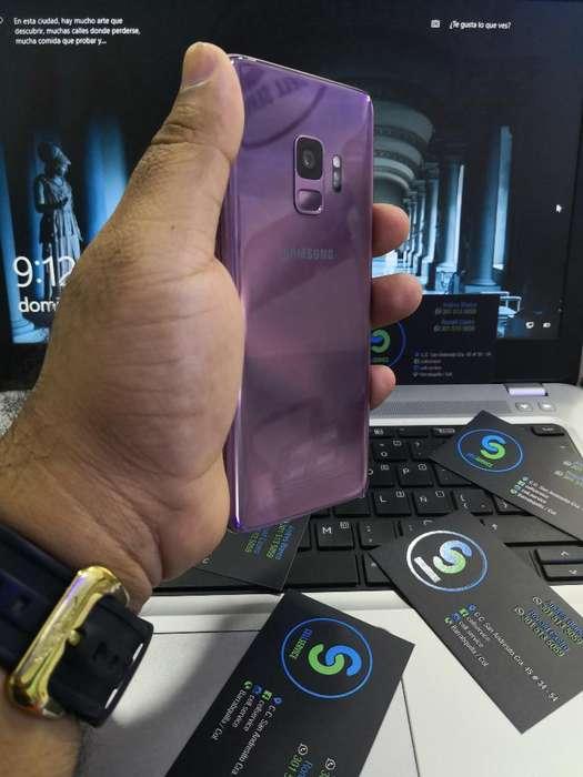 Samsung S9 de 64 Gb Púrpura