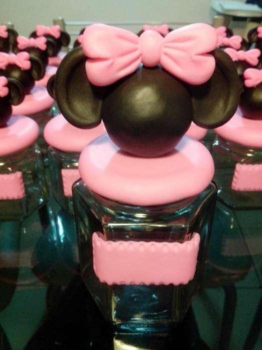 Souvenirs de Frascos de Minnie