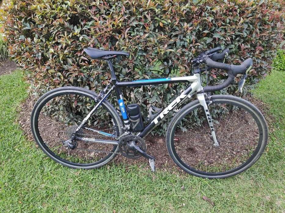 Bicicleta de Ruta Talla M Trek Grupo 10v