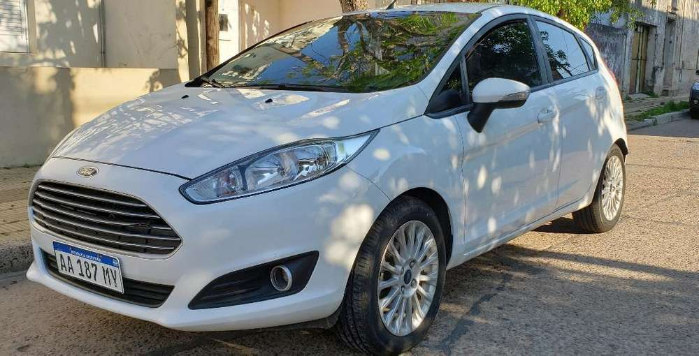 <strong>ford</strong> Fiesta Kinetic 2016 - 106000 km