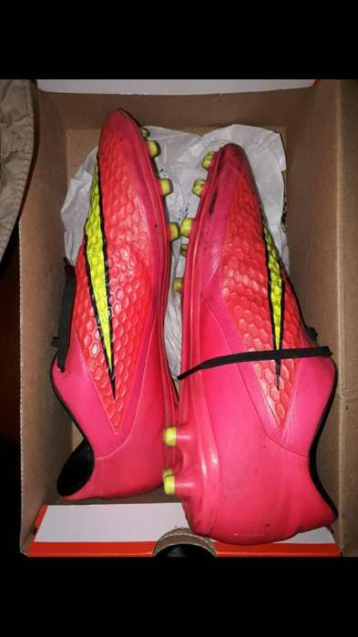 Botines Nike Hipervenom Talle 42