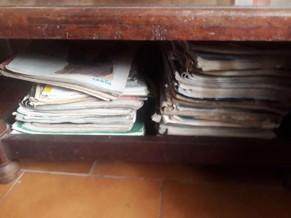 Vendo Lote de Revistas Argetinas
