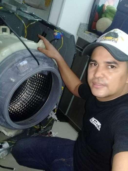 Reparacion Lavadora Secadora