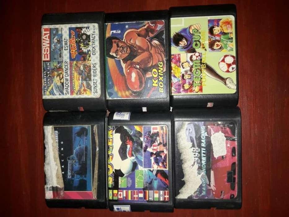 Sega Genesis Mega 3