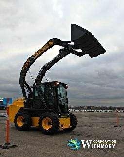 :Tractor Minicargador New Holland L223.
