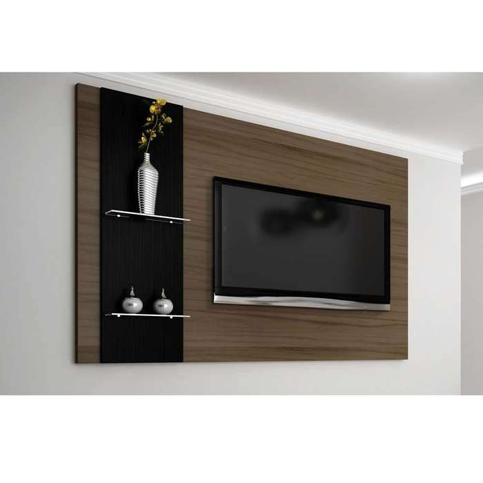 Mueble Panel Tv 32 A 50 Modular Rack